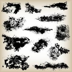 Spots vector