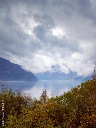 Autumn at Haukeli