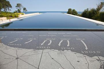 Playas del desembarco de Normandía. Centro de visitantes