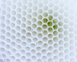 pattern of white straw for background