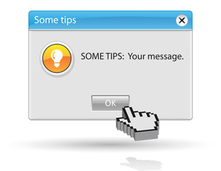 Message tips