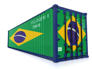 CONTAINER BRASILE