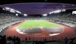 soccer stadium at night - 35874828