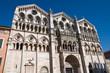 St. Giorgio Basilica Cathedral. Ferrara. Emilia-Romagna. Italy.