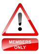 MEMBERS ONLY Signpost (free membership registration)