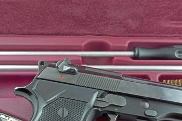 Scovolo per pulizia armi