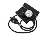 medical apparatus for measuring blood pressure poster