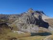 Lac de la Plagne et Mont Blanc de Peisey (2866 m), Vanoise