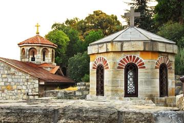 Church on Kalemegdan fortress