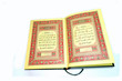 Holy Quran open pages