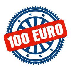 100 Euro stempel