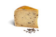 Cheese with cumin and cloves