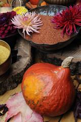Herbstliche Dekoration 2