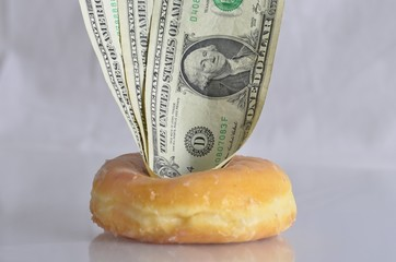 Bet Dollars to Donuts