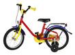 Leinwanddruck Bild - juvenile bicycle