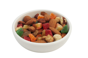 Nuts and sweets