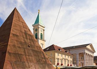 Karlsruhe Cityscape