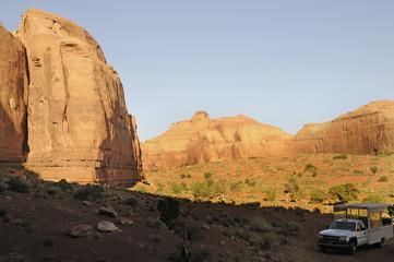 Monument Valley, Navajo Tribal Lands, Utah, USA