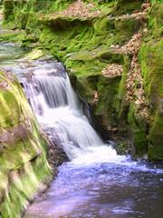 Waterfall - Wisconsin Dells