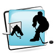 icône hockey sur glace