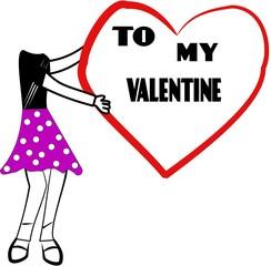 to ny valentine