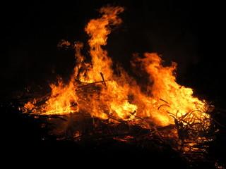 fuoco di ferragosto