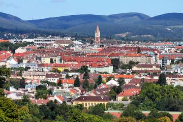 Vienna - old town cityscape