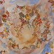 Frescos at Baroque Church