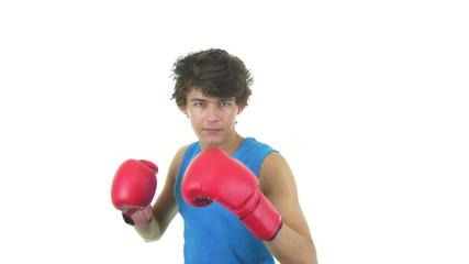 boxing guy