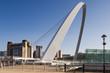 Gateshead Millennium Bridge & Baltic centre