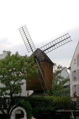 Paris, le moulin de la Galette