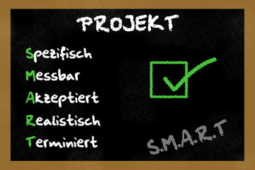 Projekt smart ger
