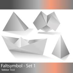 faltsymbol - set 1