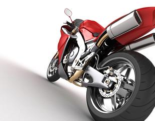 Motorbike prototype