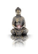 Bouddha et Sérénité