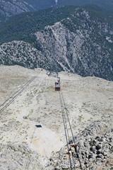 aerial tramway cabin