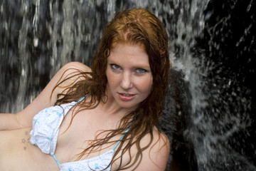Sultry Redhead