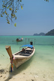 thailand beach exotic holidays tropical tourism asia sea traditi poster