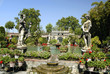Lovely Garden in Lucca Tuscany Italy