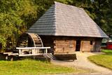 Watermill replica poster