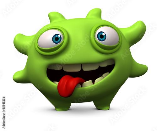 cute monster - 35945236