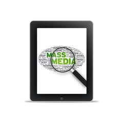 Tablet PC - Mass Media