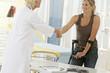 Orthopédie - Consultation à l'hôpital
