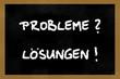 Probleme, Lösungen