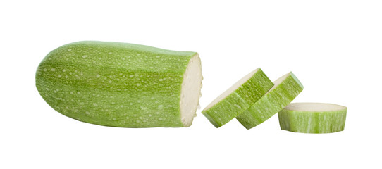Vegetable marrow.