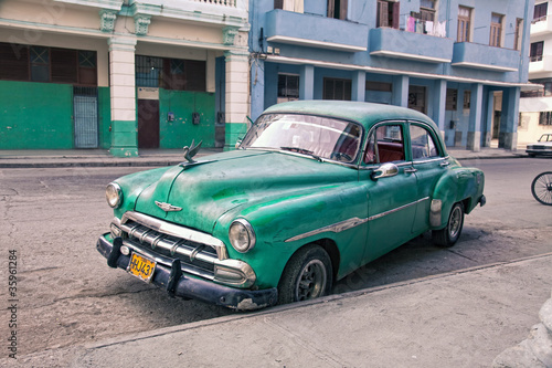 Havana street - 35961284