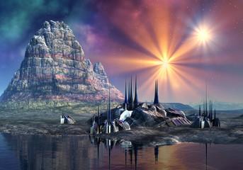 Talos Colony - Alien Planet Part 1