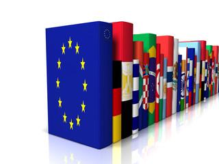 LIBRO UNIONE EUROPEA