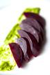 Betteraves, légume, cuisine, salade, entrée, diététique