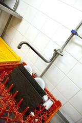 Plonge, vaisselle, nettoyage, laverie, évier, cuisine